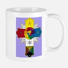 Rose Cross Mug
