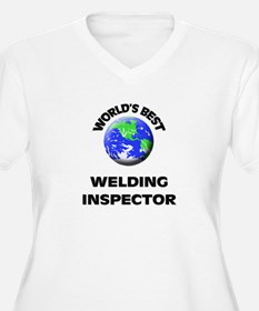 World's Best Welding Inspector Plus Size T-Shirt