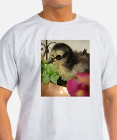 Frizzle Chick in the Flowers T-Shirt