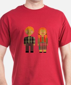 Ann and Andy 3 T-Shirt