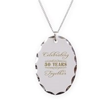 Celebrating 50 Years Together Necklace
