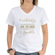 Celebrating 50 Years Together Shirt