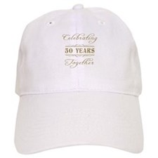 Celebrating 50 Years Together Baseball Cap