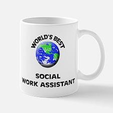 World's Best Social Work Assistant Mug