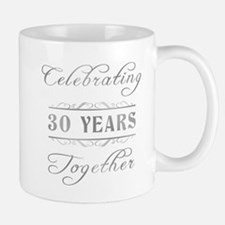 Celebrating 30 Years Together Mug