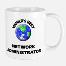 World's Best Network Administrator Mug