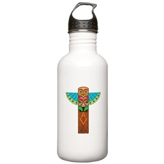 Native American Brothers Water Bottle
