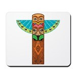 Native American Brothers Mousepad