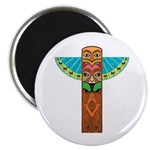 Native American Brothers Magnet