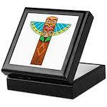 Native American Brothers Keepsake Box