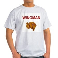 """Wingman"" Organic Cotton Tee T-Shirt"