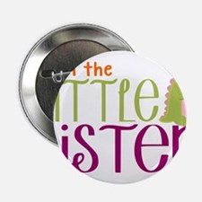 "I Am The Little Sister 2.25"" Button"