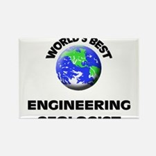 World's Best Engineering Geologist Rectangle Magne