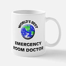 World's Best Emergency Room Doctor Mug