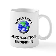 World's Best Aeronautical Engineer Mug