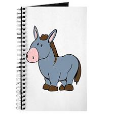 Cartoon Donkey Journal