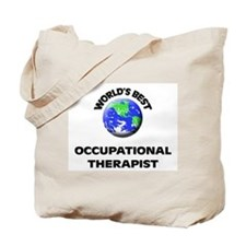 World's Best Occupational Therapist Tote Bag