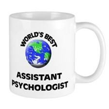 World's Best Assistant Psychologist Mug