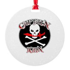 Captain John Ornament