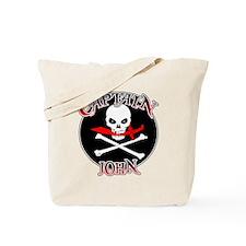 Captain John Tote Bag