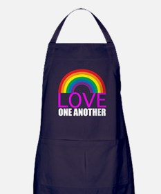 Love One Another Apron (dark)
