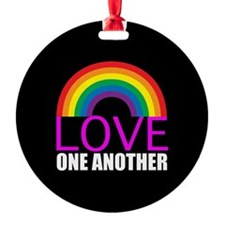 Love One Another Ornament