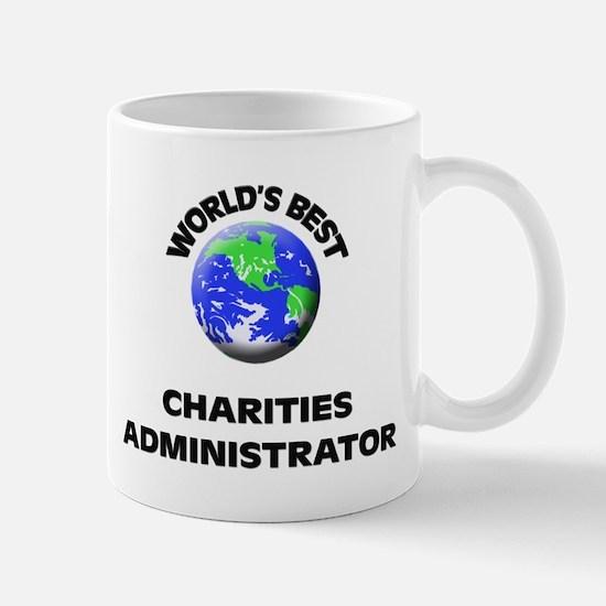 World's Best Charities Administrator Mug