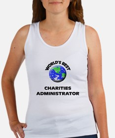 World's Best Charities Administrator Tank Top