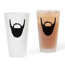 James Harden Beard Drinking Glass