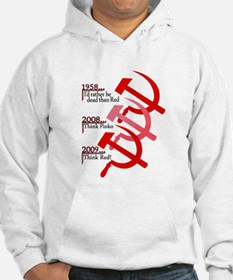 Russian Hammer And Sickle Emblem Hoodie
