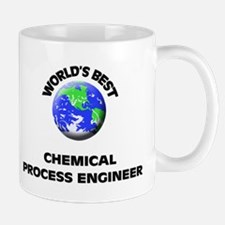 World's Best Chemical Process Engineer Mug