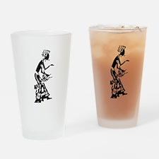 Djembefola Drinking Glass