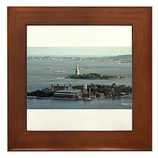 Statue of Liberty Framed Tile