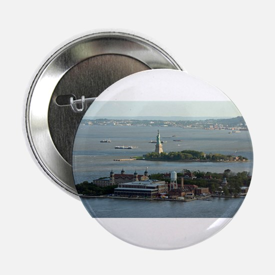 "Statue of Liberty 2.25"" Button"