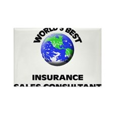 World's Best Insurance Sales Consultant Rectangle