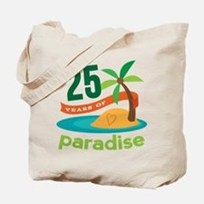 25 Years Of Paradise 25th Anniversary Tote Bag
