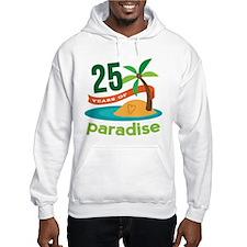 25 Years Of Paradise 25th Anniversary Hoodie
