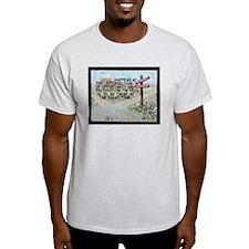 """"""" Do you feel LUCKY ? """" / Sculpted Art T-Shirt"""