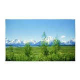 Grand tetons 3x5 Rugs