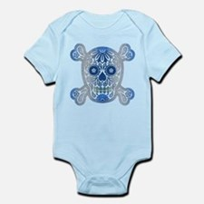 Day of the Dead Skull Body Suit