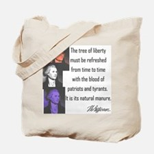 Fertilizer:  Tote Bag