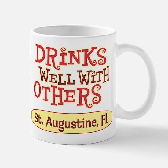 St. Augustine - Drinks Well Mug