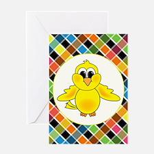 CHICADEE Greeting Card