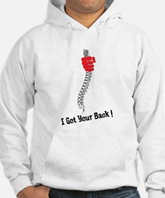 I got your back! Hoodie