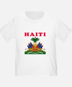 Haiti Coat Of Arms Designs T