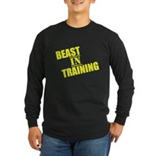 Beast In Training Long Sleeve T-Shirt