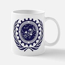 United Federation of Planets 2013 Dark Logo Mug