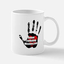 Human Trafficking Missions Small Logo Mug