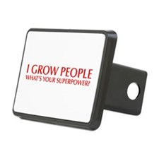I-grow-people-opt-red Hitch Cover