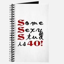 Some Sexy Stud Is 40 Journal